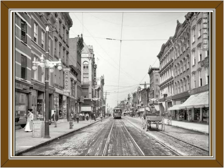 Old_Photos of Big Cities_100 years Ago<br />