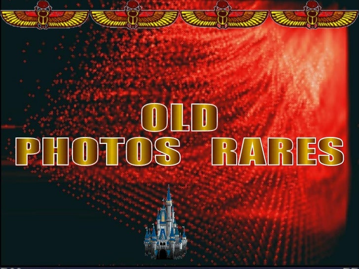 OLD PHOTOS  RARES