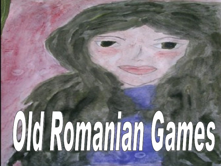 Old Romanian Games