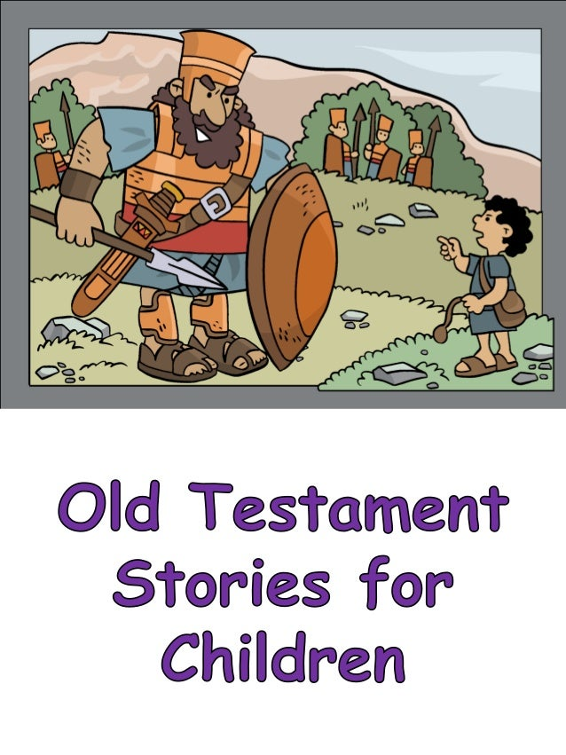 old stories for children
