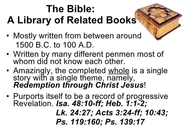 a description of the bible which is divided into two parts namely old testament and new testament How we got our bible by mike vlach  development of the old testament canon 23  development of the new testament canon 36.