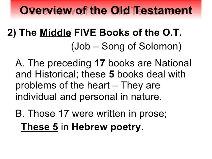old testament summaries A brief summary of the books of the old testament not at all meant to be extensive as there is so much material to cover and so much that could be included.