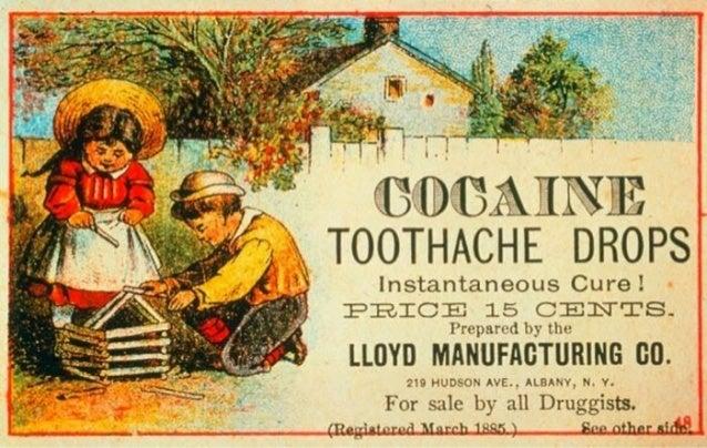 Old vintage adverts