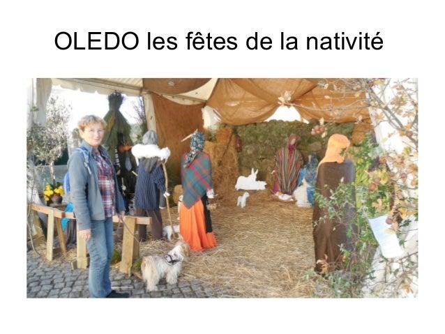 OLEDO les fêtes de la nativité