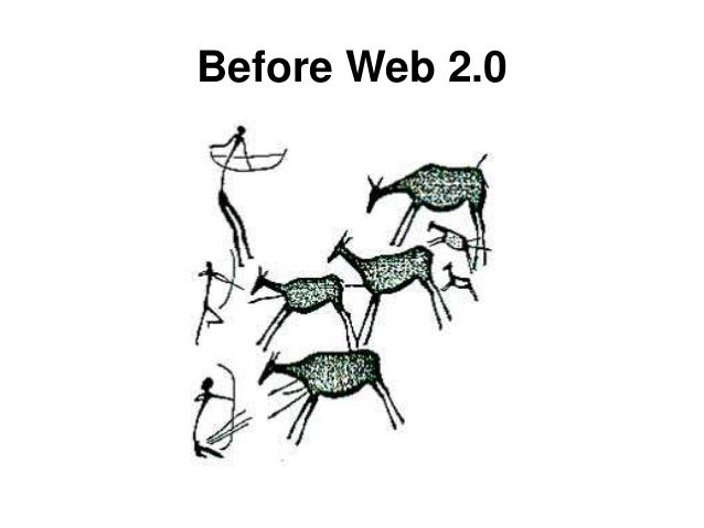 Before Web 2.0