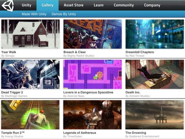 Unity: What does it take to port a browser title to mobiles