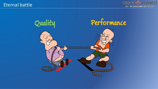 Eternal battle Quality Performance