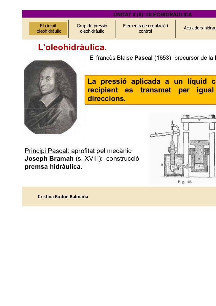 Oleohidraulica [modo de compatibilidad] Slide 2