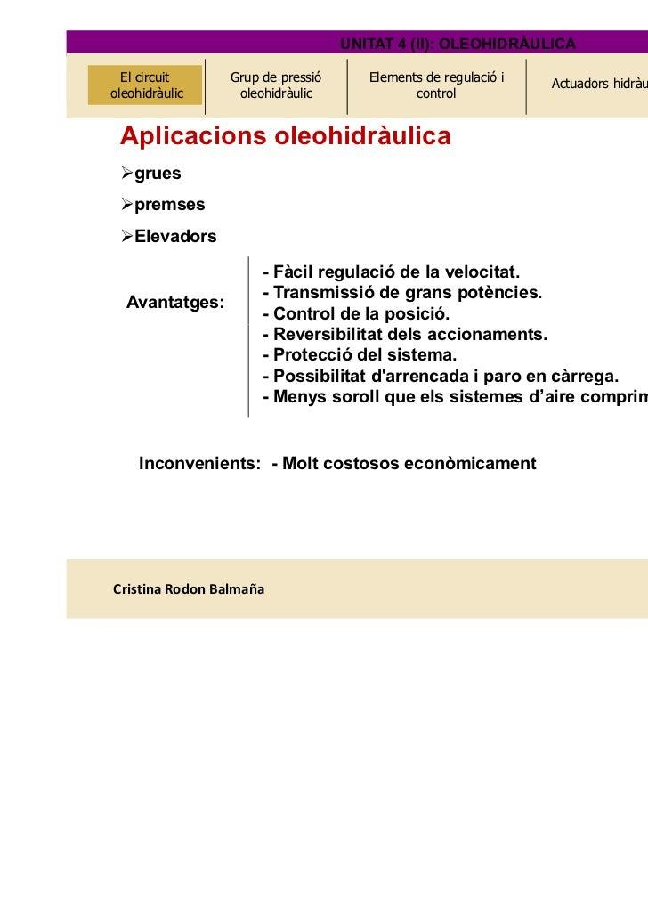 Oleohidraulica [modo de compatibilidad] Slide 3