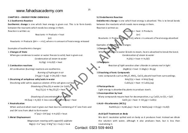 CHEMISTRY A LEVEL NOTES EBOOK