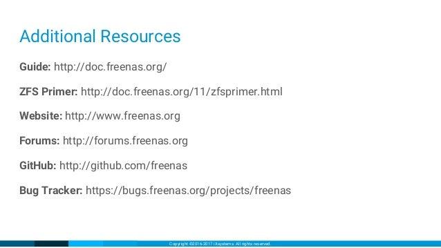 Freenas Forums