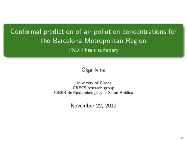 Shortest phd dissertation ever
