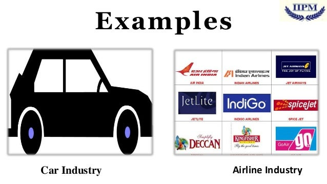 oligopoly in indian airline industry Analysis of market structure in the airline industry  oligopoly, monopolistic  in particular the commercial airline industry.