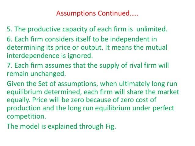 What is Oligopoly? | Markets | Economics