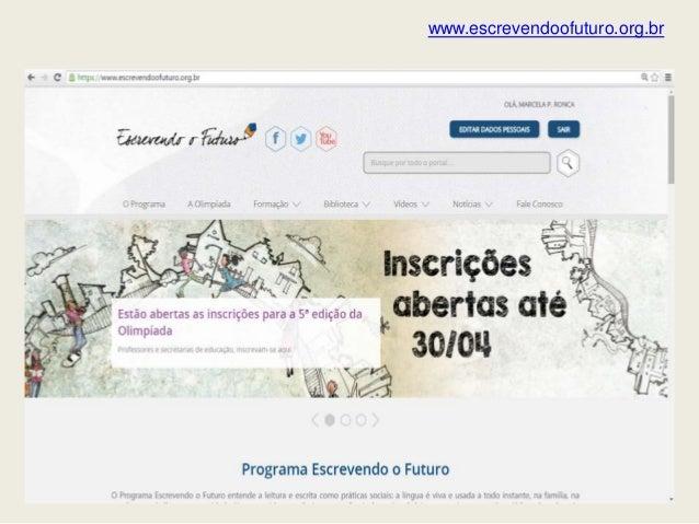 Olimpíada de Língua Portuguesa