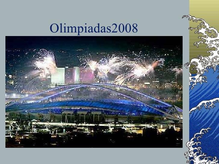 Olimpiadas2008