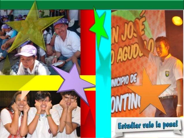 Olimpiadas 2013 presentacion jovenes Slide 2