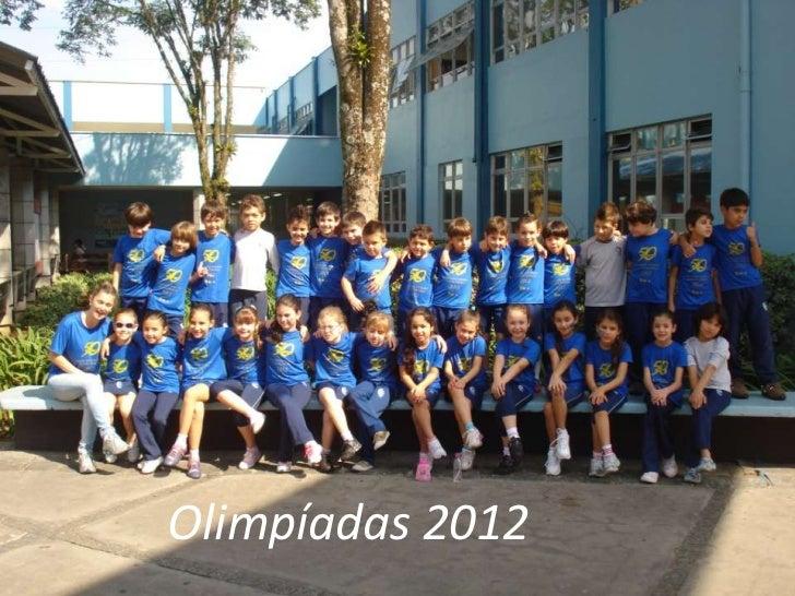 Olimpíadas 2012