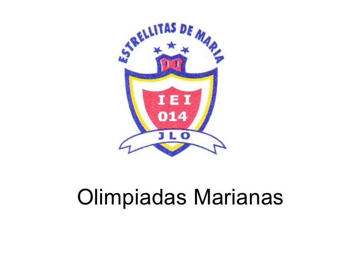 Olimpiadas Marianas