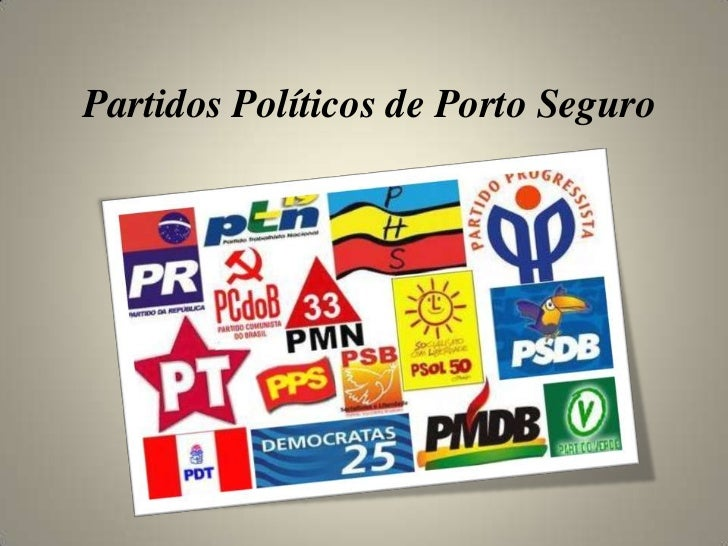 Partidos Políticos de Porto Seguro<br />