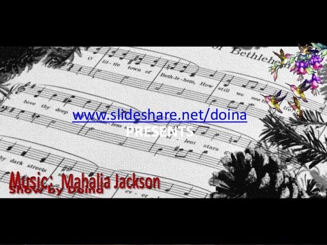 www.slideshare.net/doina PRESENTS