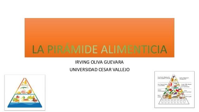 IRVING OLIVA GUEVARA UNIVERSIDAD CESAR VALLEJO