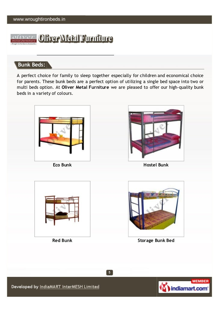 Bunk Beds:A perfect choice for family to sleep together especially for children and economical choicefor parents. These bu...