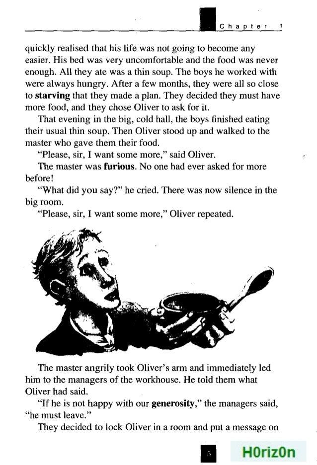 كتاب أوليفر تويست