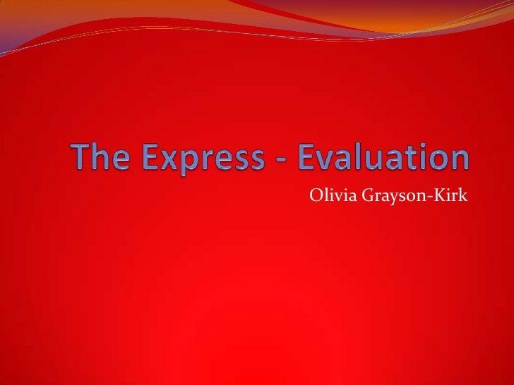 Olivia Grayson-Kirk
