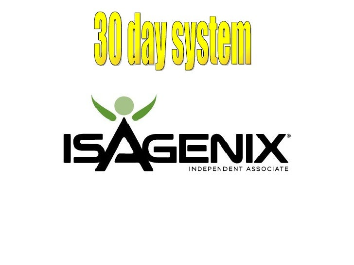 30 day system