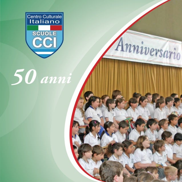 CentroCulturaleItaliano Sede Olivos Scuola Centro Culturale Italiano Roma 656 . Borges 601 Olivos . Buenos Aires Tel: (005...