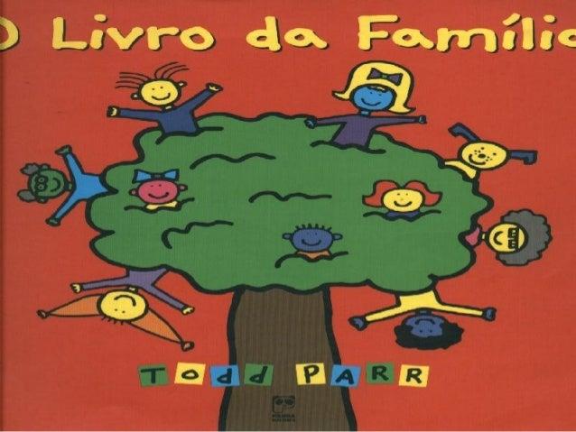 O Livro Da Familia