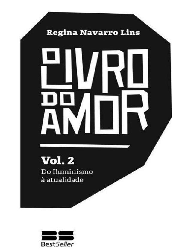 O livro do amor volume 2 regina navarro lins 1 fandeluxe Gallery