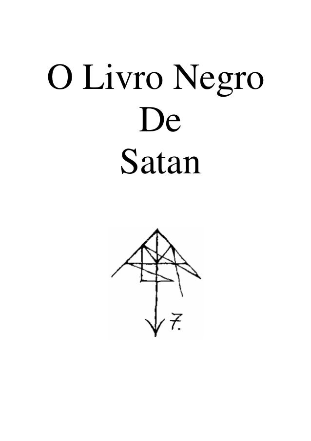O Livro Negro De Satan