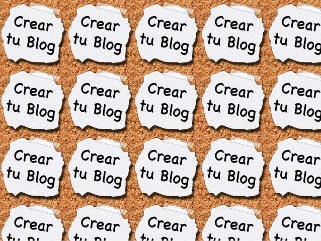 QUE ES UN BLOG                              Un blog es un sitio Web en donde                               uno o varios au...