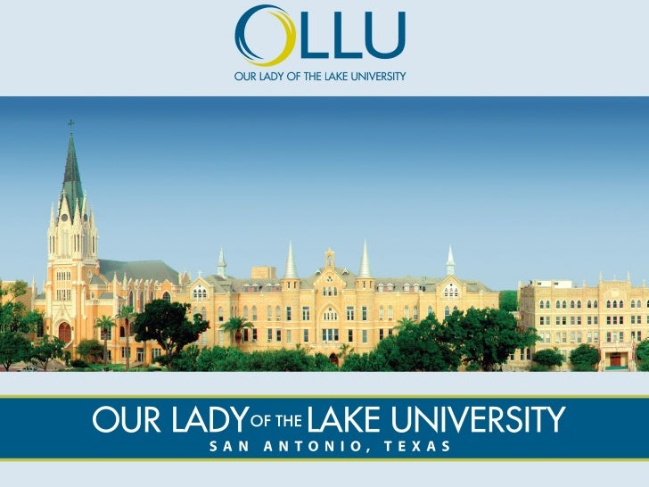 Welcome                                   to                                  OLLU     1868-Founded by the Congregation of...