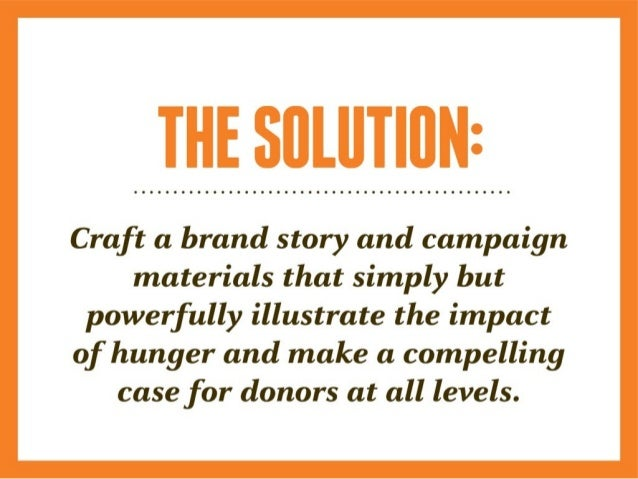 Cause Marketing: Crafting a Story