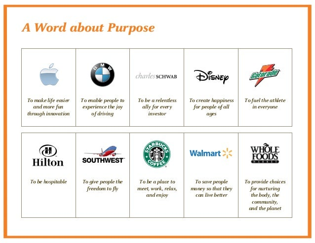 A Word about Purpose  To make life easier  and more fun  through innovation  To be hospitable  To be a relentless  ally fo...