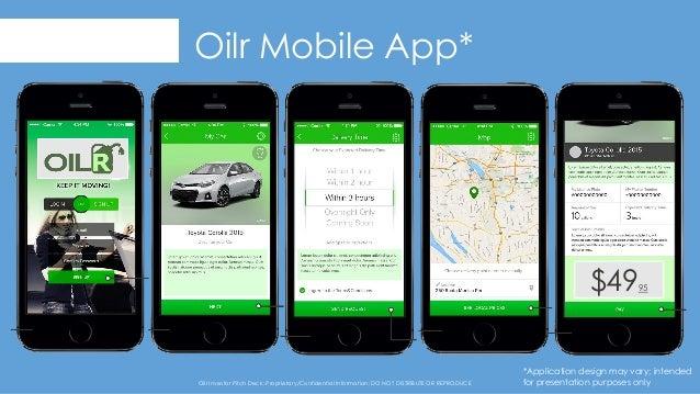 oilr dating App