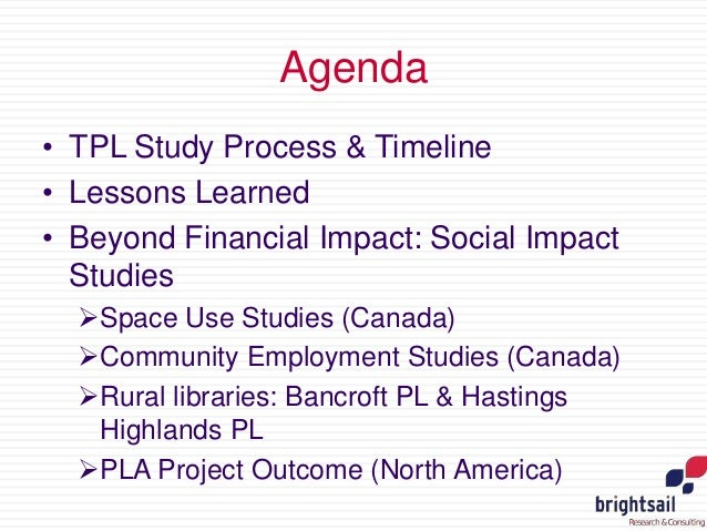 Library Value Projects Slide 2