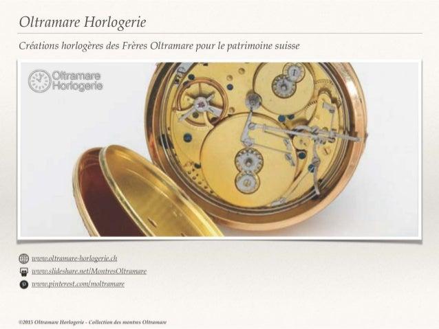 Oltramare horlogerie