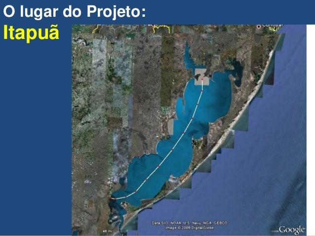 O lugar do Projeto:Itapuã