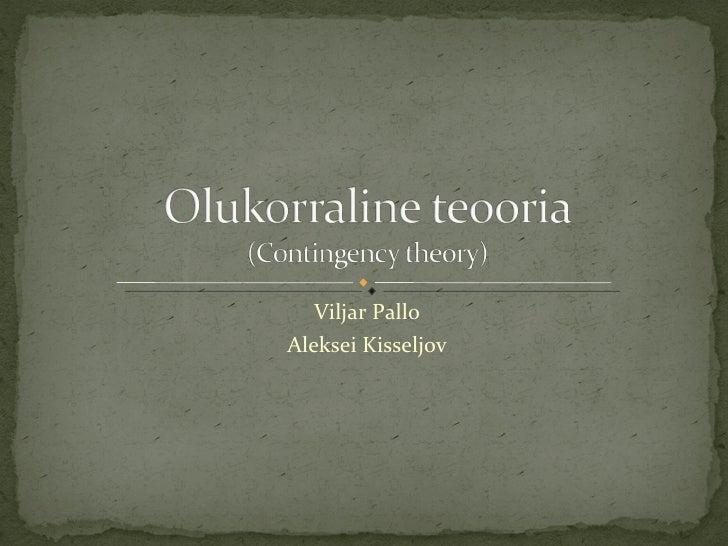 Viljar Pallo Aleksei Kisseljov