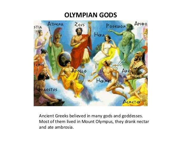 an analysis of the greek goddesses of mount olympus In greek mythology the goddess demeter was the most generous of the great  olympian goddesses the greek goddess demeter was beloved for her service  to.
