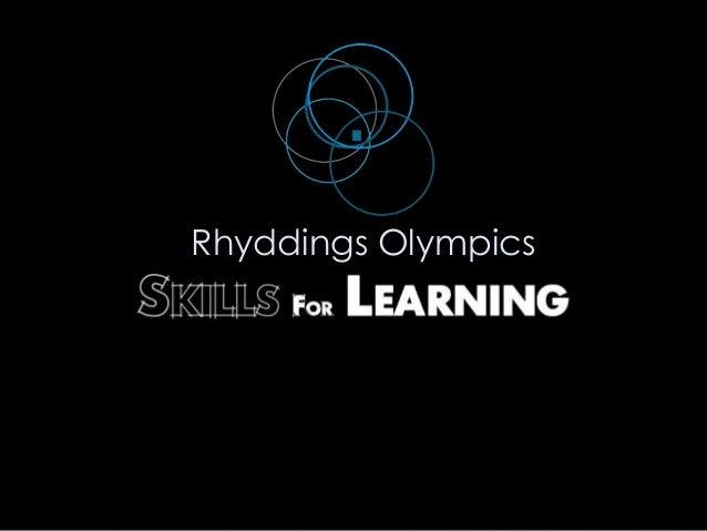 Rhyddings Olympics