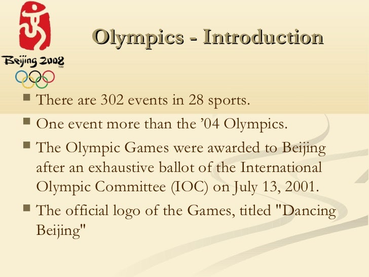 Olympics and International Sports Law Research Guide