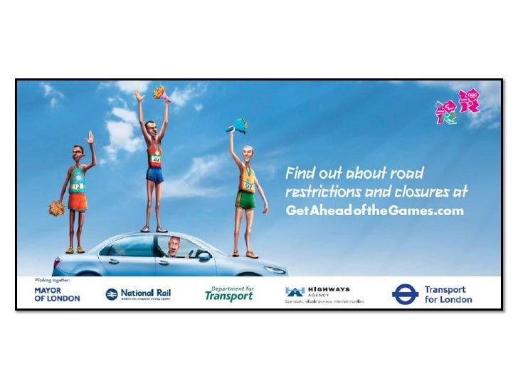Travel Advice for BusinessLondon 2012Keeping London Moving                       11 Tuesdays To Go………                     ...