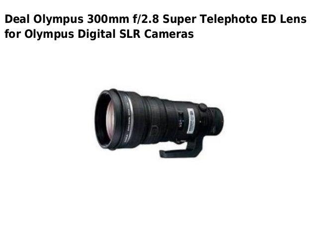 Deal Olympus 300mm f/2.8 Super Telephoto ED Lensfor Olympus Digital SLR Cameras