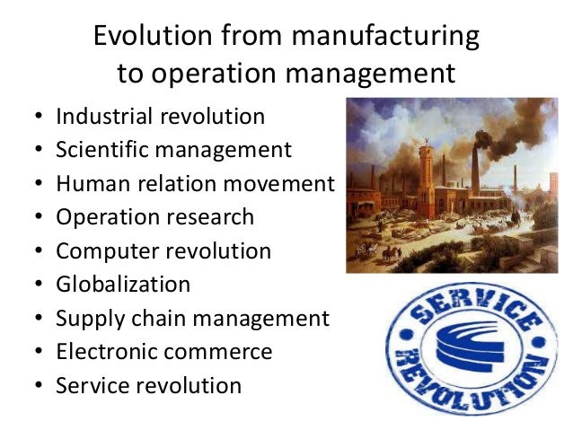 evolution of management beginning with the industrial revolution You will learn about the effects of the industrial revolution on living and working conditions, urbanization (the growth of cities), child labor, public health, working class family life, the role of women, the emerging middle class.