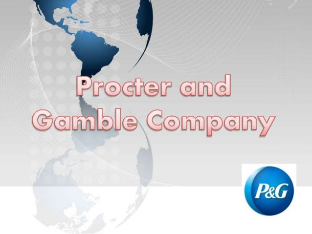 procter and gamble s organization 2005 project About procter and gamble | the organizational structure changes organization 2005 • introduced by durk jager as an aggressive restructuring program • designed to generate bolder innovations and accelerate their global rollout in order to double p&g sales to 70billion in 2005 and achieve annual earning growth of 13-15% • p&g chain of.